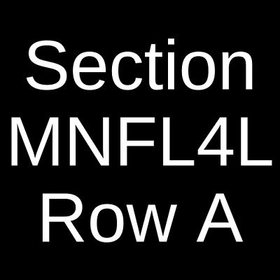 2 Tickets Nick Offerman 9/15/19 The Chicago Theatre Chicago, IL