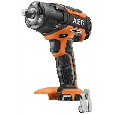 "AEG 18V 1/2"" Brushless Impact Wrench 3 Speed 480Nm Max Torque NEW"