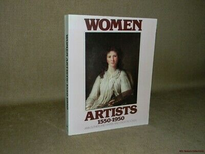 Women Artists 1550-1950 by Ann Sutherland Harris 1978 FREE US SHIPPING