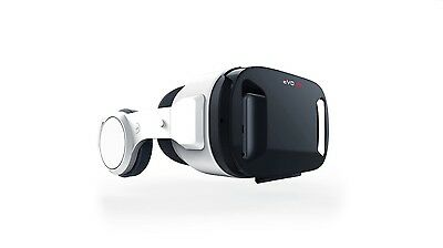 Merkury Innovations Evo Mega Vr Headset Hd Headphones Mic-Vre01-199