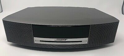 Bose Wave Music System Model AWRCC1 Radio Graphite Gray Tested Unit Only