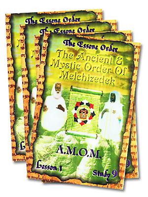 Dr. Malachi Z. York - The Ancient & Mystic Order of Melchizedek Study Book Five