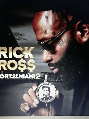 Rick Ross Port Of Miami CD Brand New Sealed