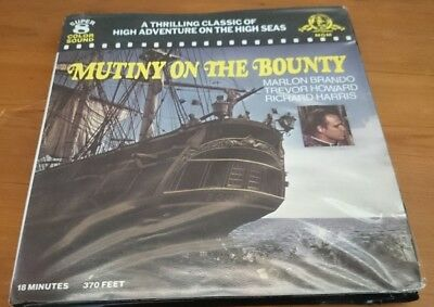 Super 8 Movie-400'Reel- Mutiny On The Bounty-MGM