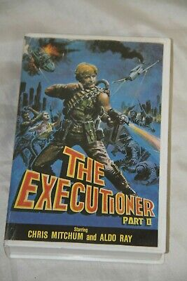 The Executioner 2 - Box Office Int. - Vhs