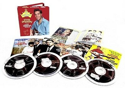 ELVIS PRESLEY - KING OF THE WHOLE WIDE WORLD  -  THE KID GALAHA SESSIONS 4 CD's