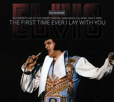 ELVIS PRESLEY - THE FIRST TIME EVER I LAY WITH YOU  -  E.P. Collector Label