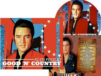 Elvis Presley - Good 'N' Country