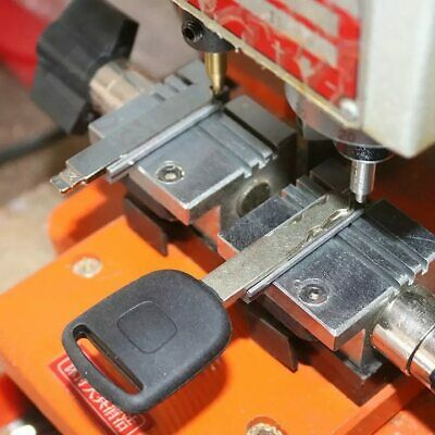 Out Milling Key Machine Fixture Parts for Honda key cutting/vertical key