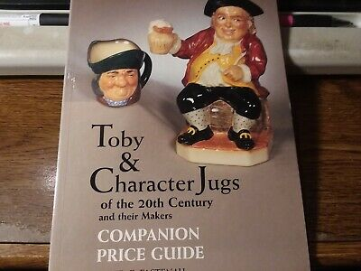 Toby And Characterjugs From The 20Th Century And Their Makers Super Shape