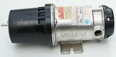 Simtronics Simrad GD10PB Point Infrared Gas Detector LEL 0-100%