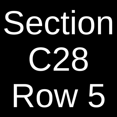 2 Tickets The Chainsmokers & 5 Seconds of Summer 10/5/19 Saint Paul, MN
