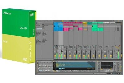 Ableton Live 10.1 Lite/Intro (Serial Transfer Online) [License Only] Brand New