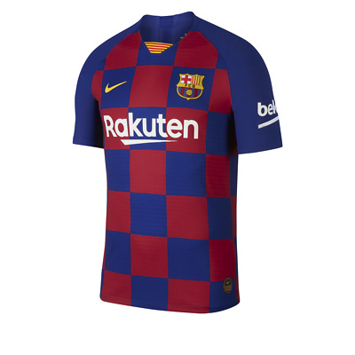 FC BARCELONA 19/20 Mens HOME Shirt *ANY NAME & NUMBER* (BNWT) *Size: S - XXL*