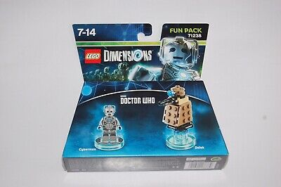 LEGO The Doctor Who Cyberman 71238 NEW