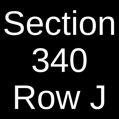 2 Tickets US Open Tennis Championship: Session 6 - Men's/Women's 2nd 8/28/19