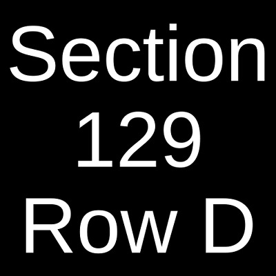 2 Tickets TCU Horned Frogs vs. Baylor Bears Football 11/9/19 Fort Worth, TX