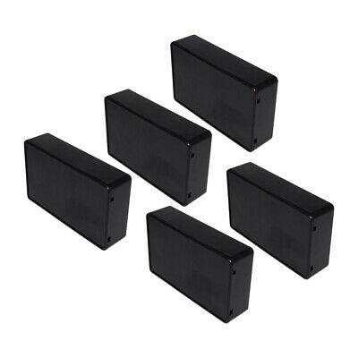 5x Waterproof ABS Cover Project Electronic Case Instrument Enclosure Box Home