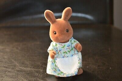 Sylvanian Families - Ginger Wildwood - Mother Brown Rabbit - Sy478