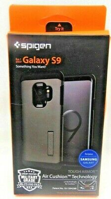 Galaxy S9 | Spigen® [Tough Armor] Shockpoof Heavy Duty Dual Cover NEW