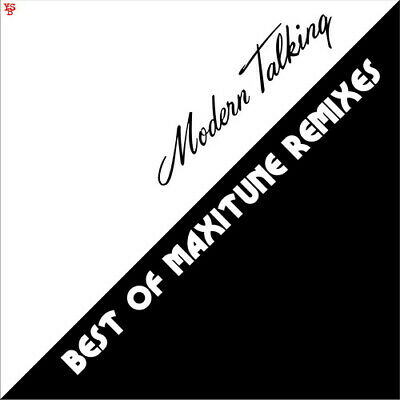 #YS799A - MODERN TALKING - Best Of Maxitune Remixes  /1CD