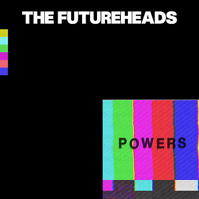 The Futureheads - Powers - CD Album (Released 30th August 2019) New