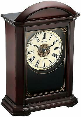 Seiko QXQ030BLH Contemporary Classics Pendulum Mantle Clock