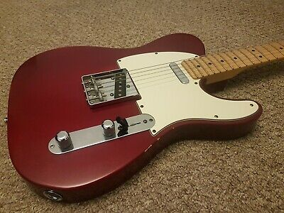 Fender USA highway one telecaster *look*
