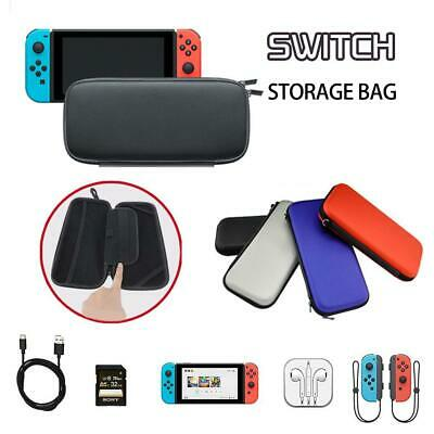 For Nintendo Switch Hard Shell Carrying Case EVA Storage Bag Cover Protector