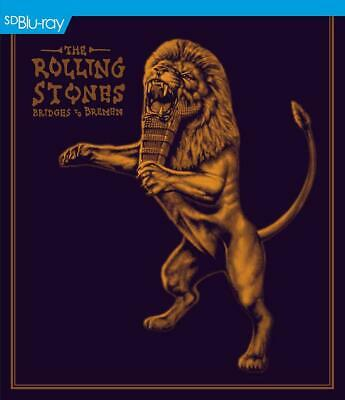 The Rolling Stones - Bridges To Bremen (SD Blu-Ray) SEALED
