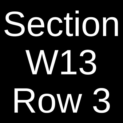 2 Tickets Utah Utes vs. Northern Illinois Huskies Football 9/7/19