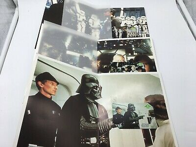 X3 Star Wars Poster And Bt Phonecards
