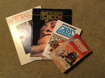 Star Wars Collectible Book Bundle