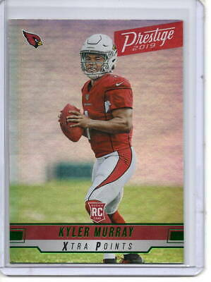 Kyler Murray Rc 2019 Panini Prestige Xtra Points Emerald Green Parallel Rookie