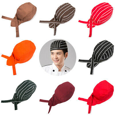 New Fashion Adjustable Catering Baker Cook Hats Restaurant Kitchen Chef Hats