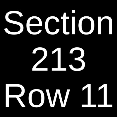 2 Tickets Chris Brown, Tory Lanez, Ty Dolla Sign & Joyner Lucas 10/10/19