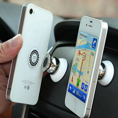 Universal 360° Magnetic Car Mount Dash Dashboard Stand Holder for Mobile Phone