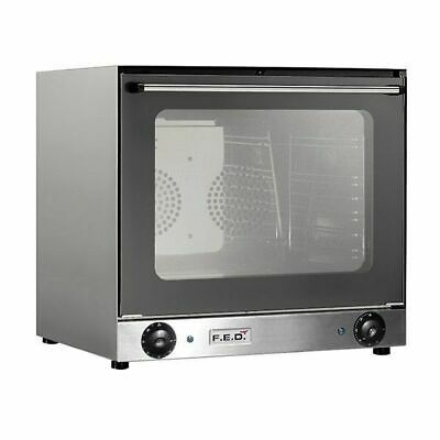 Convection Oven fits 4 Trays 430 x 315mm ConvectMax Commercial Kitchen Equipment