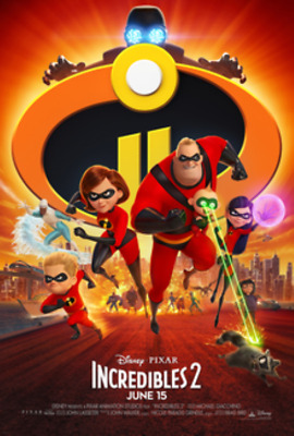 Indestructibles 2-INCREDIBLES 2 Movienex-Japan Blu-Ray + DVD J50 Zd