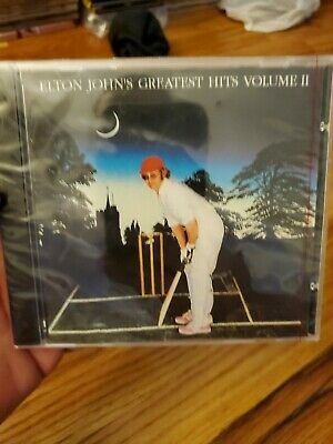 Greatest Hits, Vol. 2 by Elton John (CD, Apr-1986, MCA)