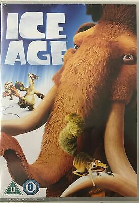 Ice Age 1-4 plus Mammoth Christmas: The Mammoth Collection [DVD] New Sealed