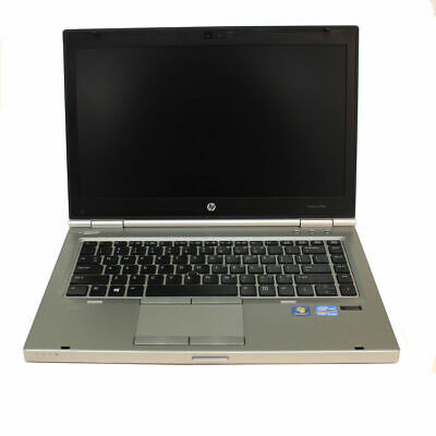 "HP EliteBook 8470p 14"" Intel Core i7 3rd GEN 8GB RAM 500GB HDD WINDOWS 10 LAPTOP"