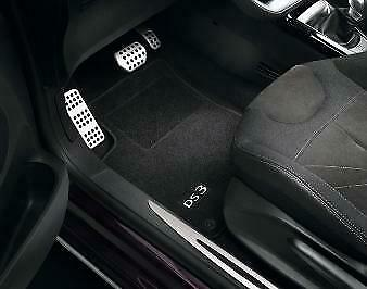 Genuine Citroen DS3 Tailored Carpet Floor Mats Set 1613954380 2009-2019