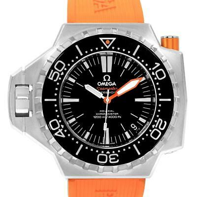 Omega Seamaster Ploprof 1200m Steel Mens Watch 224.32.55.21.01.002