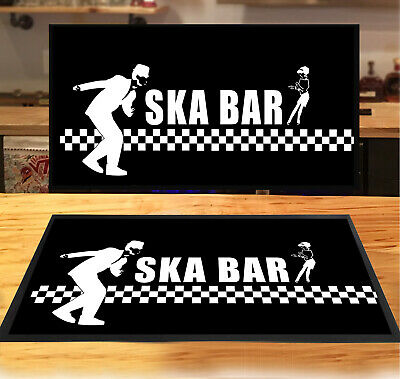 SKA SCOOTER BAR RUNNER IDEAL FOR PARTY/'S FOR ANY OCCASION MOTOWN MOD L/&S PRINTS
