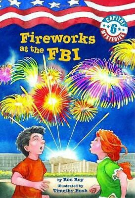Fireworks at the FBI by Roy, Ron -ExLibrary