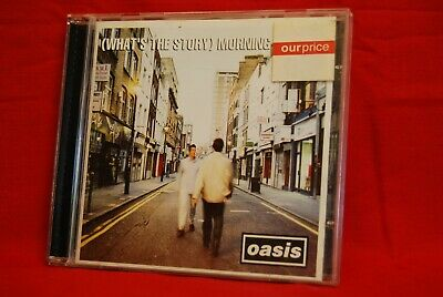 Oasis - (What's The Story) Morning Glory? - CD Album