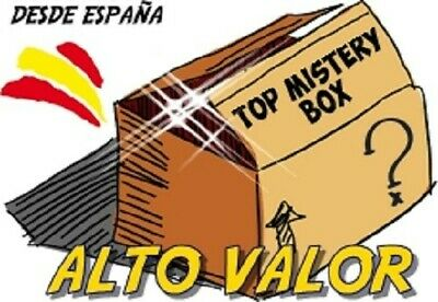 Mystery box - Caja misteriosa BASIC - Kit misterioso España - Fun box - LUXURY