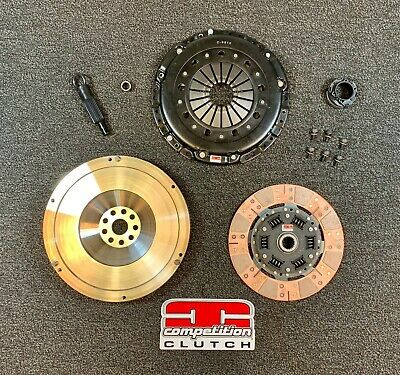 Comp Clutch Stage 3 Clutch Kit - fits Ford Sierra Cosworth 3dr & Sapphire 2wd