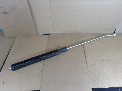 PA S3 Vented Grip Zinc Plated Tube Insulated Lance